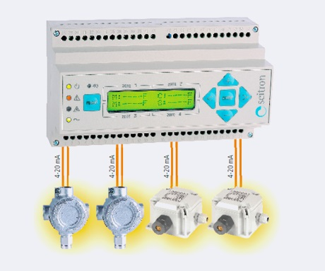 Fourgate Gas Leak Detector
