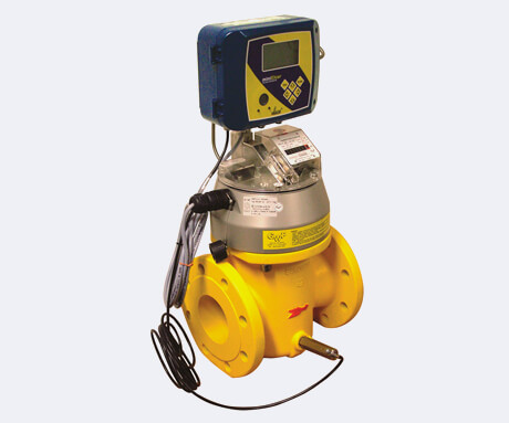 Gas Flow Meter and EVC